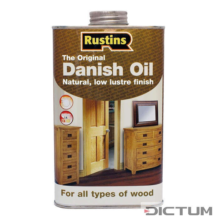 ULJE ZA DRVO RUSTINS – Danish Oil 500ml
