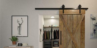 Vodilice za klizna vrata – unutarnje i za namještaj